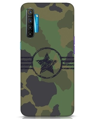 Shop Army Realme XT Mobile Cover-Front
