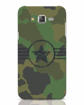Shop Army Samsung Galaxy J7 Mobile Cover-Front