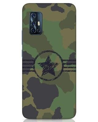 Shop Army Vivo V17 Mobile Cover-Front