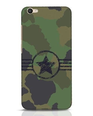 Shop Army Vivo V5 Mobile Cover-Front
