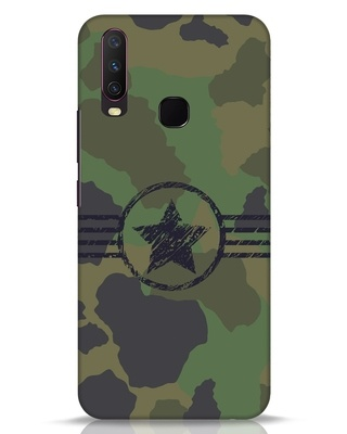 Shop Army Vivo Y17 Mobile Cover-Front