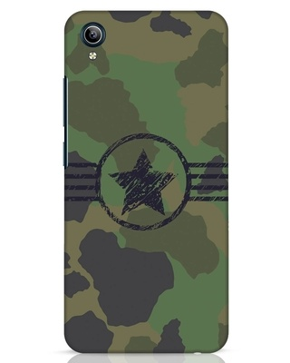 Shop Army Vivo Y91i Mobile Cover-Front