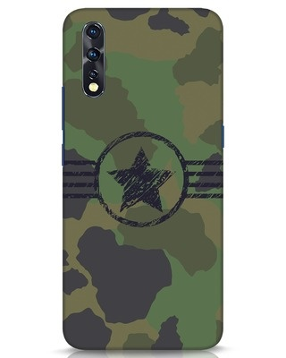 Shop Army Vivo Z1x Mobile Cover-Front