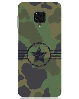 Shop Army Xiaomi Poco M2 pro Mobile Cover-Front