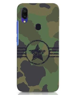 Shop Army Xiaomi Redmi Y3 Mobile Cover-Front
