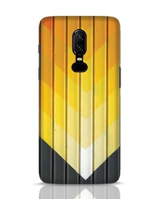 Shop Arrow OnePlus 6 Mobile Cover-Front