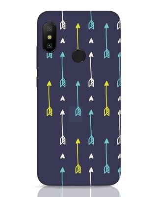 Shop Arrows 2 Xiaomi Redmi 6 Pro Mobile Cover-Front