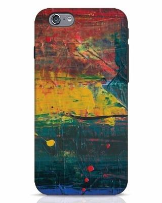 Shop Art Colour iPhone 6 Mobile Cover-Front