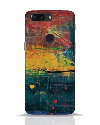 Shop Art Colour OnePlus 5T Mobile Cover-Front