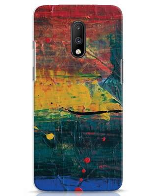 Shop Art Colour OnePlus 7 Mobile Cover-Front
