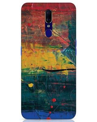 Shop Art Colour Oppo F11 Mobile Cover-Front