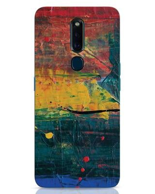 Shop Art Colour Oppo F11 Pro Mobile Cover-Front