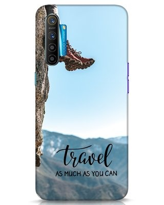 Shop As Much As You Can Realme XT Mobile Cover-Front