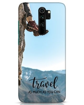Shop As Much As You Can Xiaomi Redmi Note 8 Pro Mobile Cover-Front