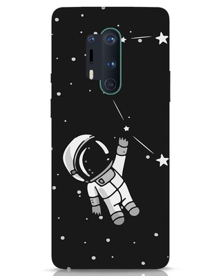 Shop Astro Love OnePlus 8 Pro Mobile Cover-Front