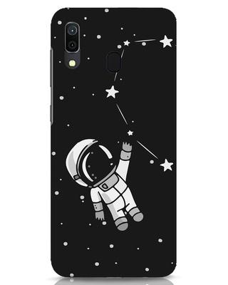 Shop Astro Love Samsung Galaxy A30 Mobile Cover-Front