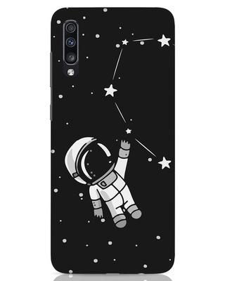 Shop Astro Love Samsung Galaxy A70 Mobile Cover-Front