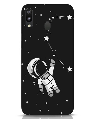 Shop Astro Love Samsung Galaxy M20 Mobile Cover-Front