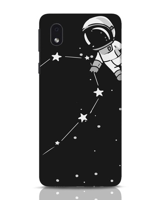 Shop Astro Valentine Samsung Galaxy M01 Mobile Cover-Front