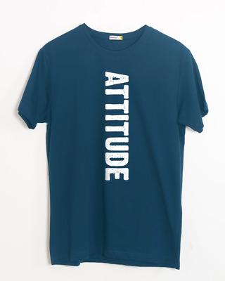 Buy Attitude Half Sleeve T-Shirt Online India @ Bewakoof.com