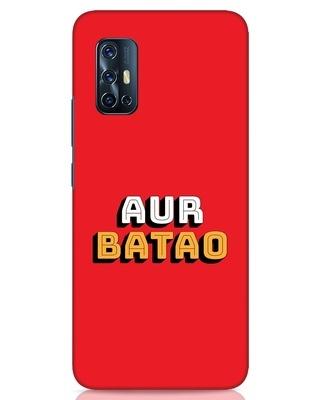 Shop Aur Batao Vivo V17 Mobile Cover-Front