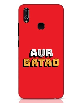 Shop Aur Batao Vivo Y91 Mobile Cover-Front