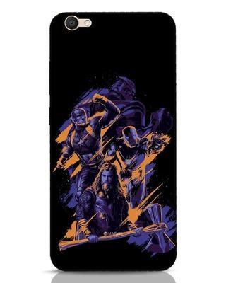 Shop Avenger Heroes Vivo V5 Mobile Cover (AVL)-Front