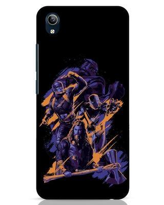 Shop Avenger Heroes Vivo Y91i Mobile Cover (AVL)-Front