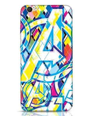 Shop Avengers Pop Vivo V5 Mobile Cover (AVL)-Front