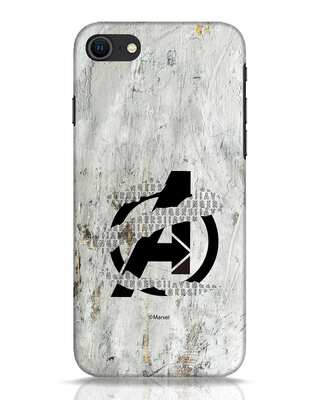Shop Avengers Tear iPhone SE 2020 Mobile Cover (AVL)-Front