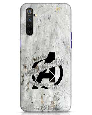 Shop Avengers Tear Realme 6 Mobile Cover (AVL)-Front