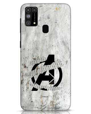 Shop Avengers Tear Samsung Galaxy M31 Mobile Cover (AVL)-Front