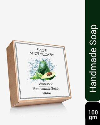 Shop Avocado Soap-Front