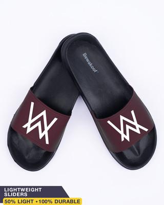 Shop Aw Logo Lightweight Women's Slider-Front