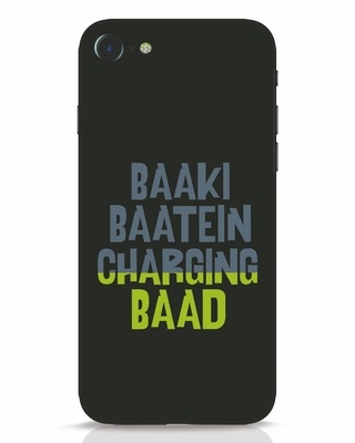 Shop Baaki Baatein Charging Baad iPhone 7 Mobile Cover-Front