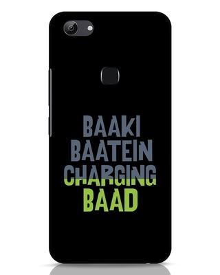 Shop Baaki Baatein Charging Baad Vivo Y83 Mobile Cover-Front
