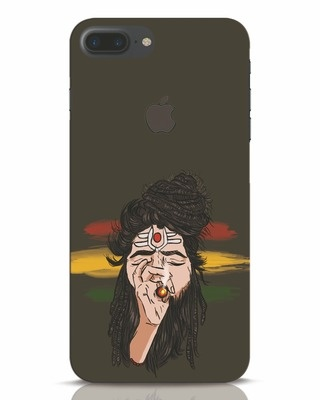 Shop Baba iPhone 7 Plus Logo Cut Mobile Cover-Front