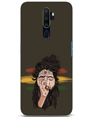 Shop Baba Oppo A9 2020 Mobile Cover-Front