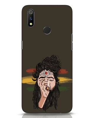 Shop Baba Realme 3 Pro Mobile Cover-Front