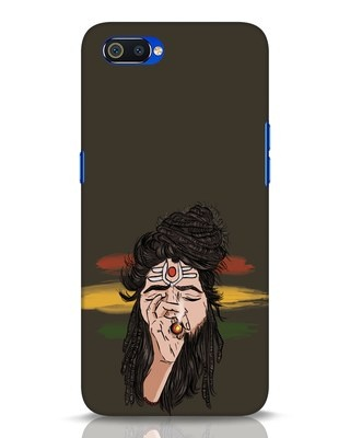 Shop Baba Realme C2 Mobile Cover-Front