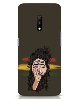 Shop Baba Realme X Mobile Cover-Front