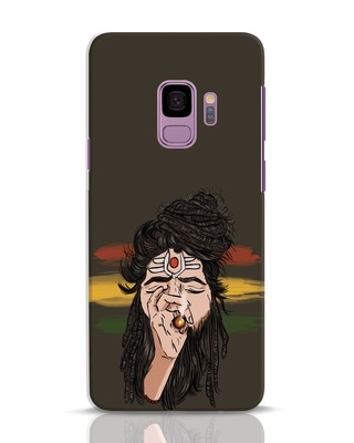 Shop Baba Samsung Galaxy S9 Mobile Cover-Front
