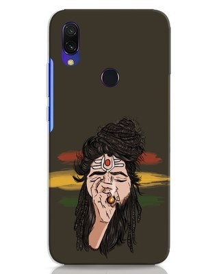 Shop Baba Xiaomi Redmi 7 Mobile Cover-Front