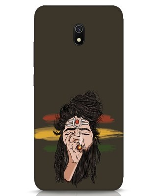 Shop Baba Xiaomi Redmi 8A Mobile Cover-Front