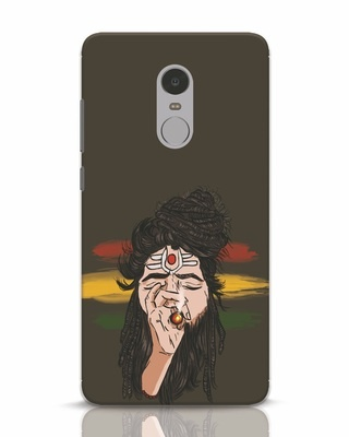 Shop Baba Xiaomi Redmi Note 4 Mobile Cover-Front