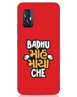 Shop Badhu Moh Maya Che Vivo V17 Mobile Cover-Front