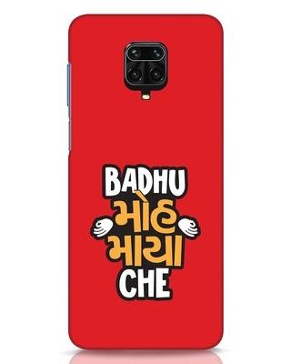 Shop Badhu Moh Maya Che Xiaomi Redmi Note 9 Pro Mobile Cover-Front
