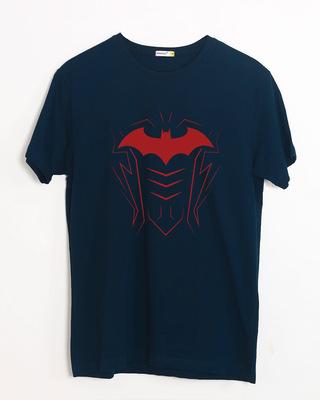 Shop Batman Armor Half Sleeve T-Shirt (BML)-Front