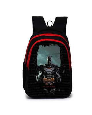 Shop BATMAN BLEED 23 Litre Backpack-Front