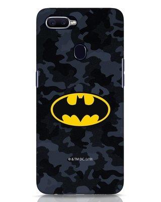 Shop Batman Camo Logo Realme 2 Pro Mobile Cover (BML)-Front